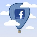 Flying Facebook